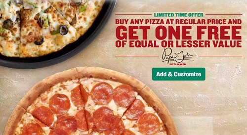 photo about Papa Johns Printable Coupons titled Papa Johns Specials - 30% Off Regular monthly Menu Price tag Orders